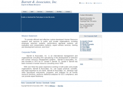 FireShot Capture 033 - Barrett and Associates_ Experts in Human Resources, expert witnesses,_ - www.barrett-associates.com