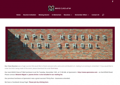 FireShot Capture 045 - MHHS Class of 1964 - Maple Hts. High School, Class of 1964_ - mhhsclassof1964.com